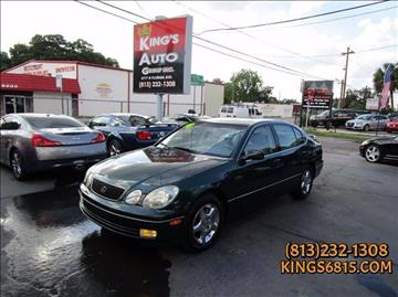 1998 Lexus GS 400 for sale in Tampa, FL