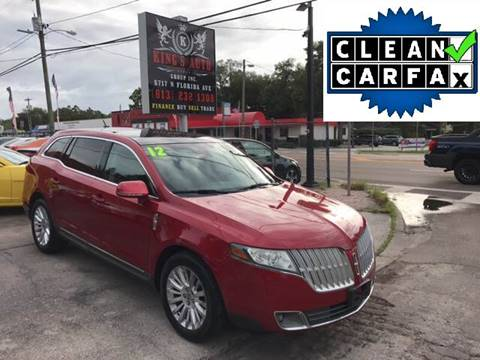 2012 Lincoln MKT for sale in Tampa, FL