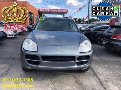 2005 Porsche Cayenne for sale in Tampa, FL