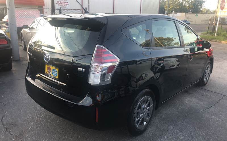 2015 Toyota Prius V Five 4dr Wagon In Tampa FL - Kings Auto