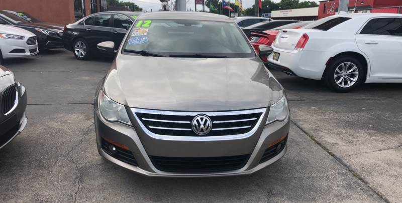 volkswagen cc lux limited dr sedan ends   tampa fl kings auto group