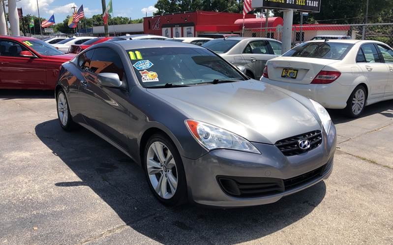 2011 Hyundai Genesis Coupe 2.0 T >> 2011 Hyundai Genesis Coupe 2 0t 2dr Coupe In Tampa Fl