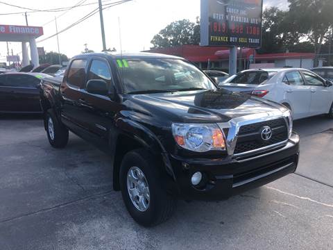 2011 Toyota Tacoma for sale in Tampa, FL