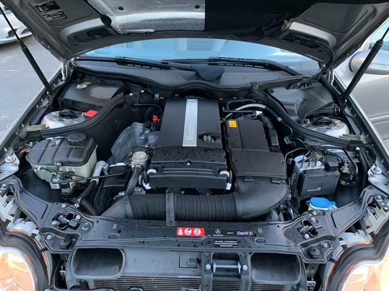2005 Mercedes-Benz C-Class C 230 Kompressor 4dr Sedan - Tampa FL