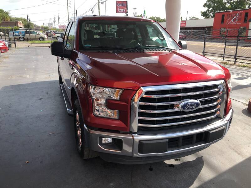 2015 Ford F-150 4x2 XLT 4dr SuperCab 6.5 ft. SB - Tampa FL