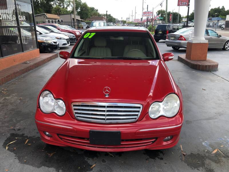 2007 Mercedes-Benz C-Class AWD C 280 Luxury 4MATIC 4dr Sedan - Tampa FL