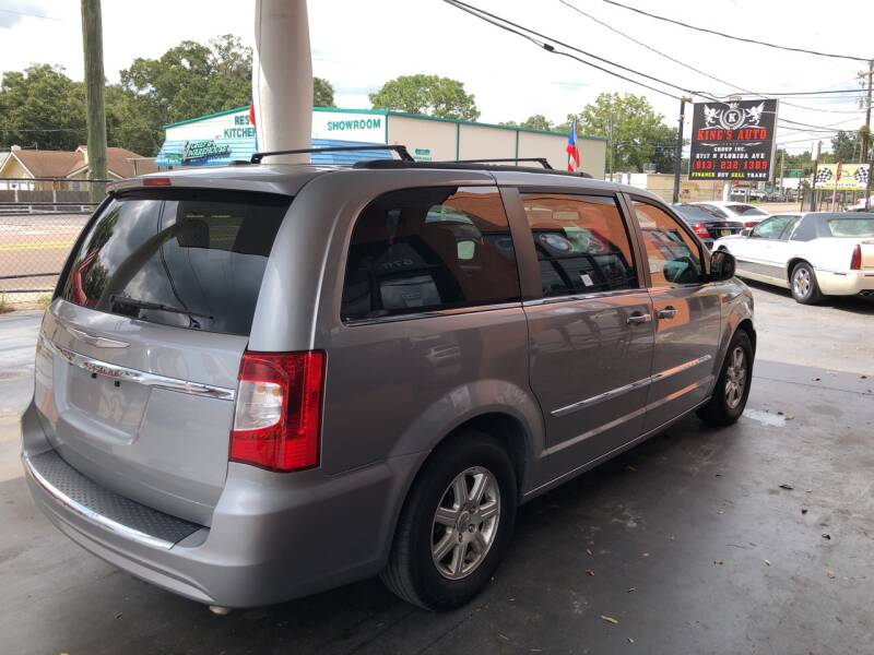 2013 Chrysler Town and Country Touring 4dr Mini-Van - Tampa FL