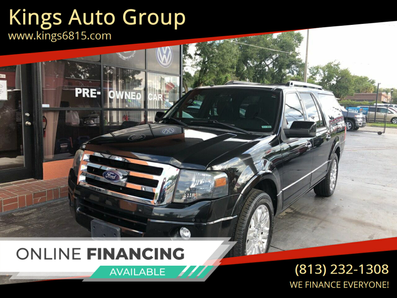 2013 Ford Expedition EL 4x2 Limited 4dr SUV - Tampa FL