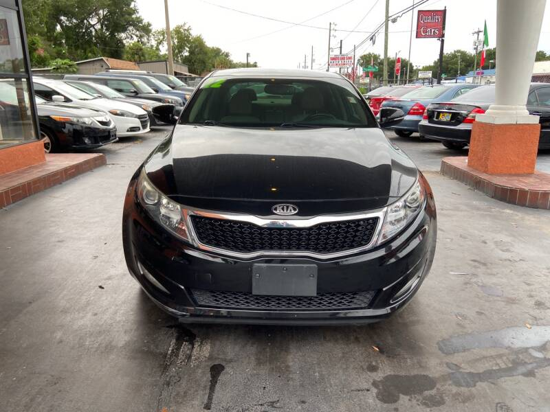 2012 Kia Optima EX 4dr Sedan 6A - Tampa FL