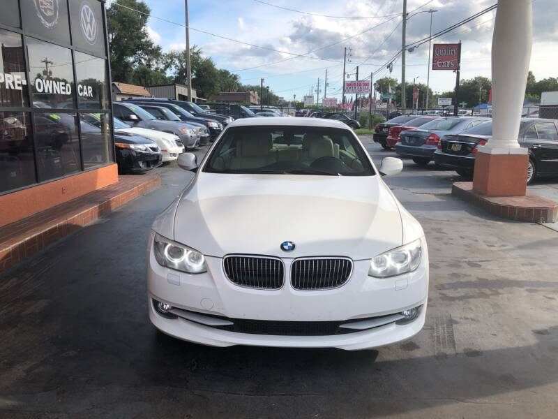 2011 BMW 3 Series 335i 2dr Convertible - Tampa FL