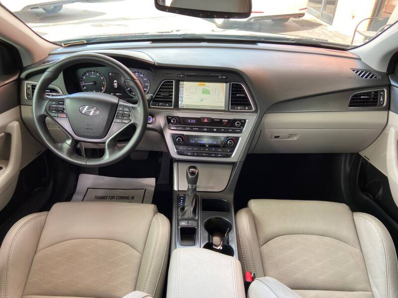 2016 Hyundai Sonata Sport 4dr Sedan PZEV - Tampa FL