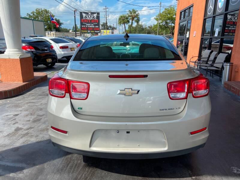 2015 Chevrolet Malibu LS 4dr Sedan - Tampa FL
