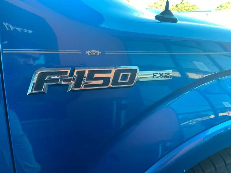 2012 Ford F-150 4x2 FX2 4dr SuperCrew Styleside 6.5 ft. SB - Tampa FL