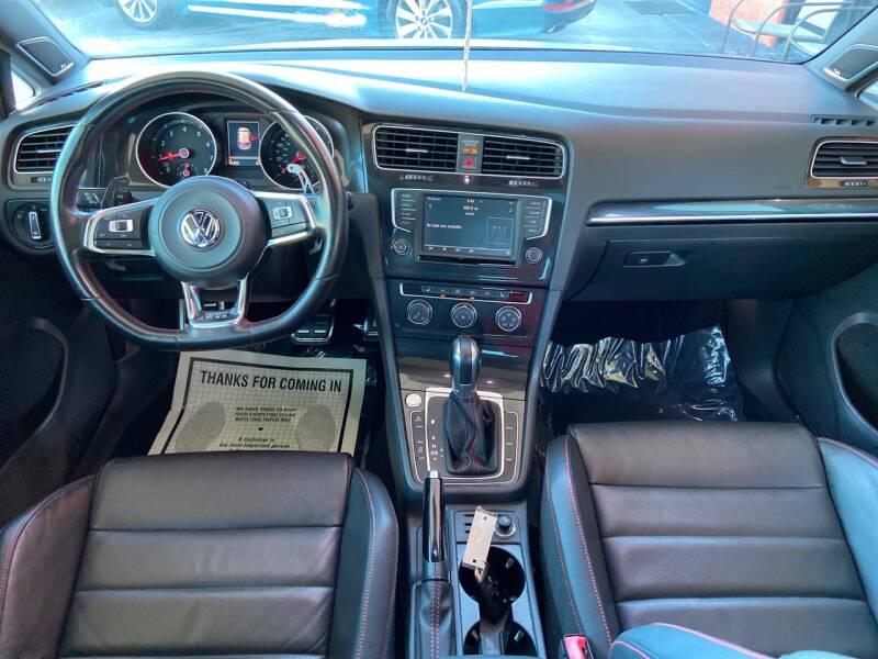 2016 Volkswagen Golf GTI Autobahn 4dr Hatchback 6A - Tampa FL