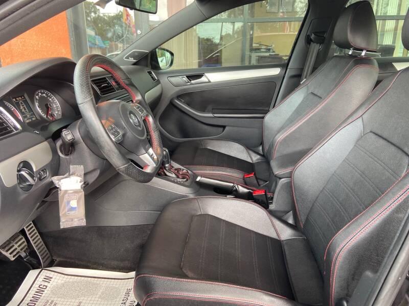 2012 Volkswagen Jetta GLI Autobahn PZEV 4dr Sedan 6A w/ Navigation - Tampa FL