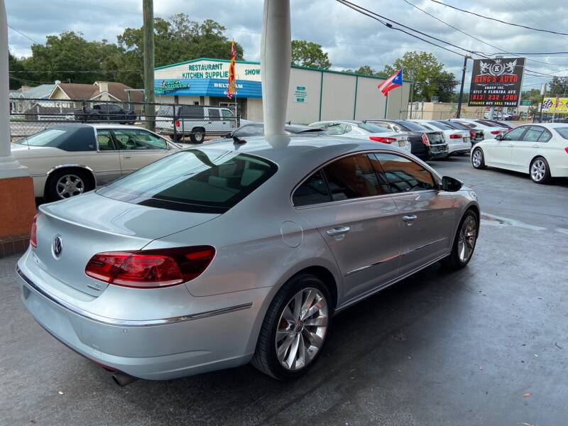 2013 Volkswagen CC AWD VR6 4Motion Executive 4dr Sedan - Tampa FL