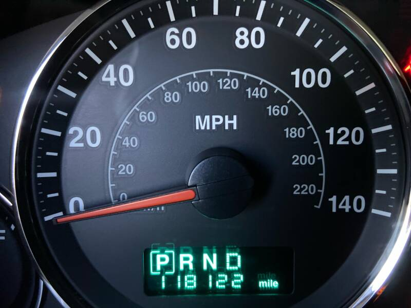 2007 Jeep Commander Sport 4dr SUV - Tampa FL