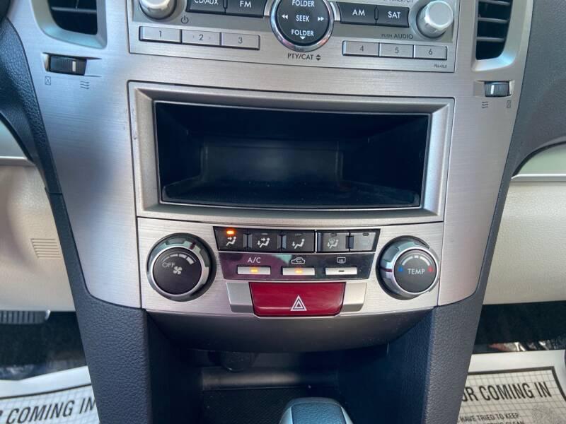 2012 Subaru Legacy AWD 2.5i 4dr Sedan CVT - Tampa FL
