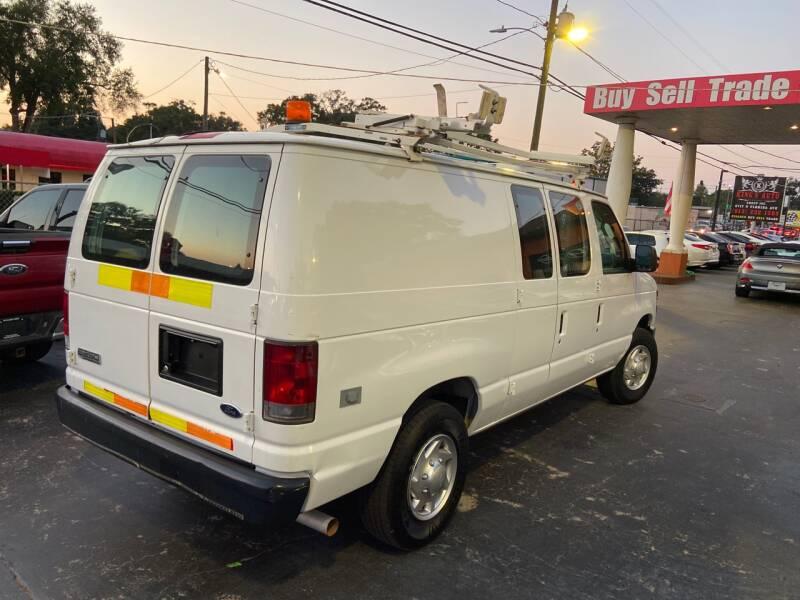 2010 Ford E-Series Cargo E-250 3dr Cargo Van - Tampa FL