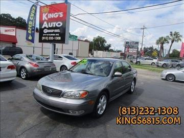 2004 Infiniti I35 for sale in Tampa, FL