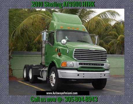 2010 Sterling AT9500 HTRK