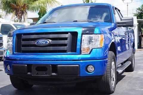 2010 Ford F-150 for sale in Miami, FL