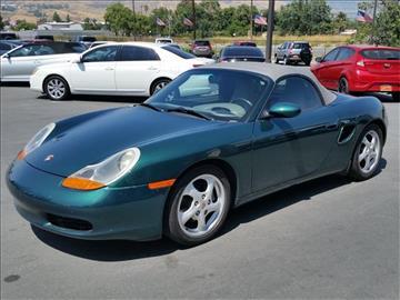 2000 Porsche Boxster for sale in Redlands, CA
