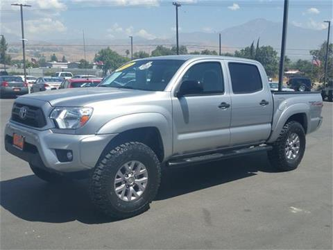 2015 Toyota Tacoma for sale in Redlands, CA