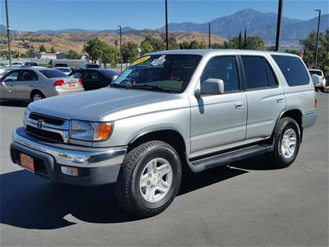 2001 Toyota 4Runner for sale in Redlands, CA
