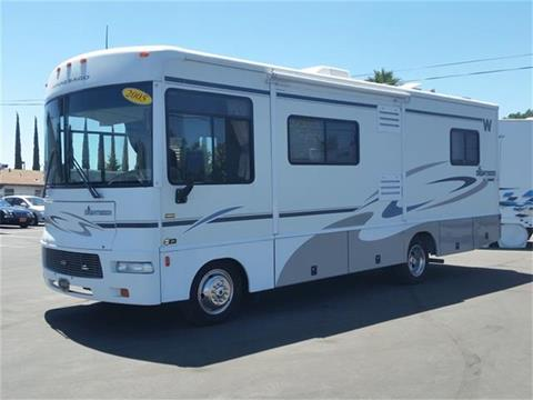 2005 Winnebago Sightseer Workhorse