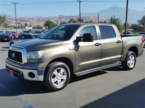 2007 Toyota Tundra for sale in Redlands, CA