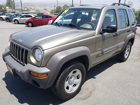 2004 Jeep Liberty for sale in Alfred, CA