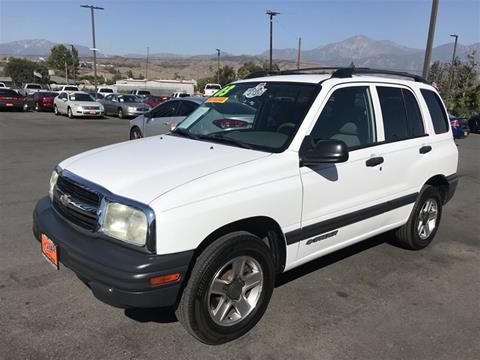 2003 Chevrolet Tracker for sale in Alfred, CA
