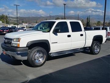 2005 Chevrolet Silverado 2500HD for sale in Redlands, CA