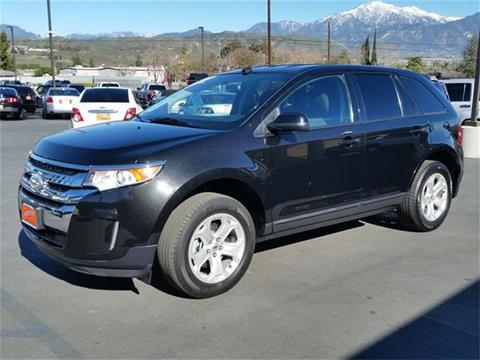 2013 Ford Edge for sale in Redlands, CA