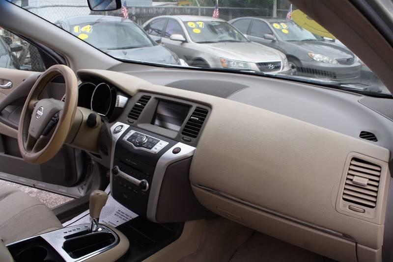 2009 Nissan Murano SL 4dr SUV - Miami FL