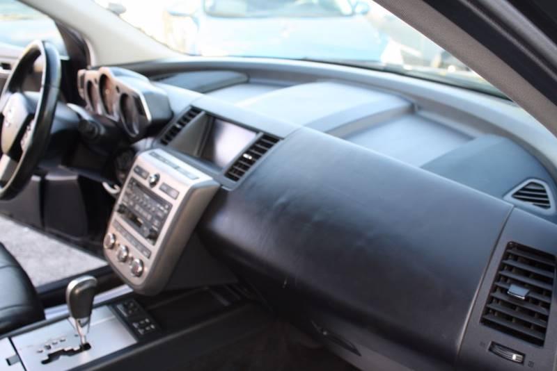 2006 Nissan Murano SL 4dr SUV - Miami FL