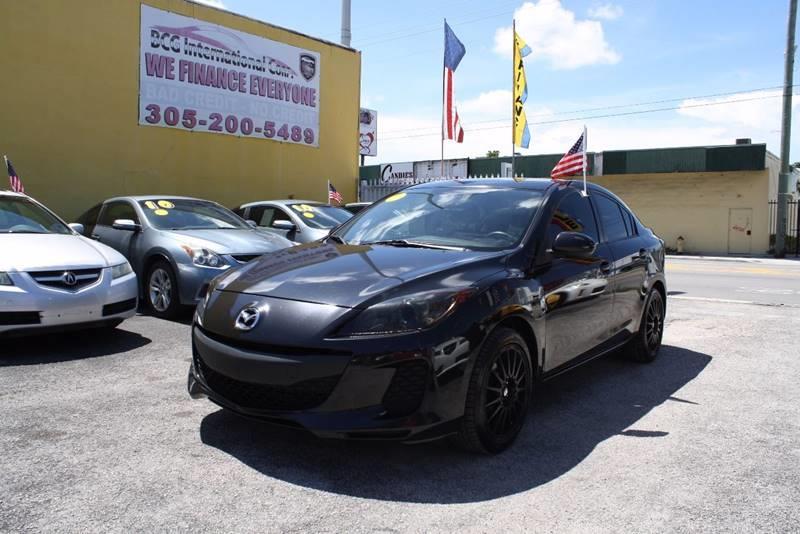 2012 Mazda MAZDA3 i Touring 4dr Sedan 6A - Miami FL