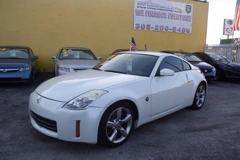 2007 Nissan 350Z for sale in Miami, FL