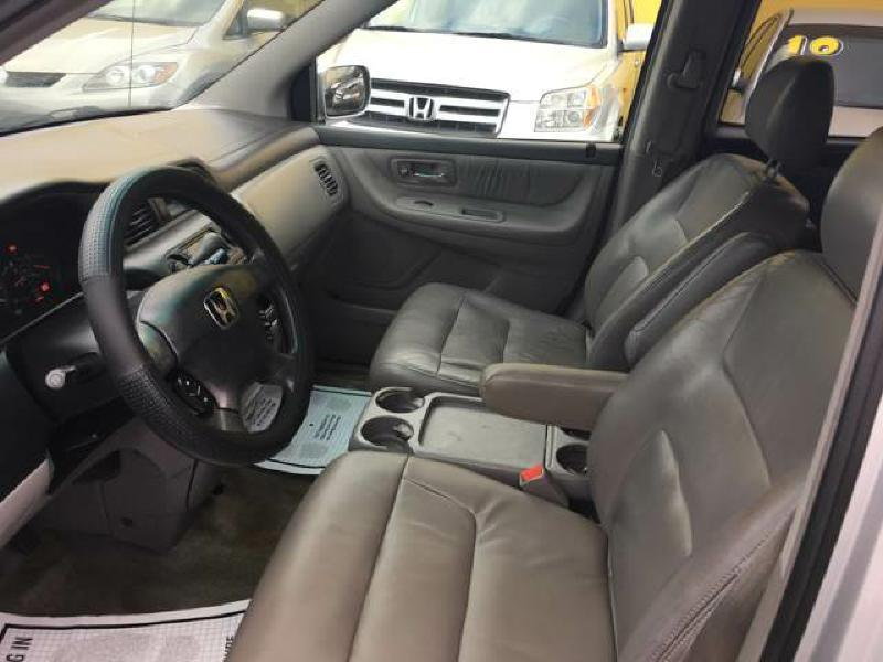 2004 Honda Odyssey 4dr EX-L Mini-Van w/Leather - Miami FL