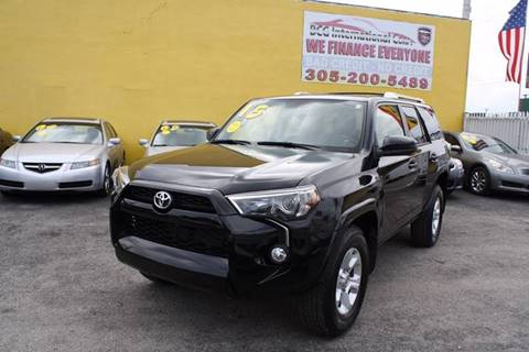 2015 Toyota 4Runner for sale in Miami, FL