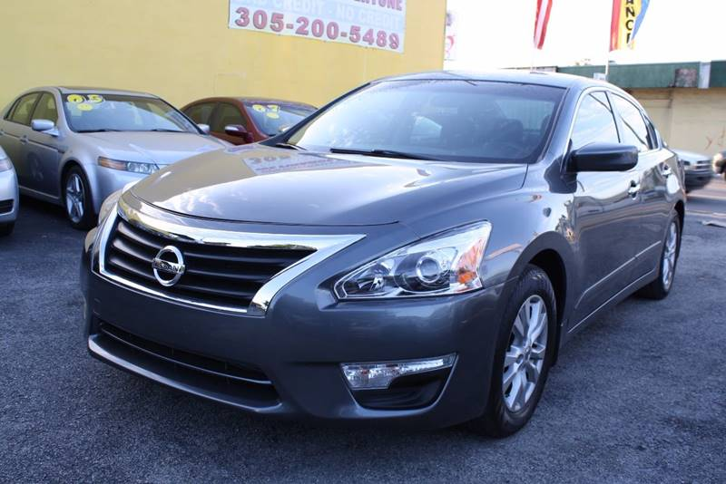 2014 Nissan Altima 2.5 S 4dr Sedan - Miami FL