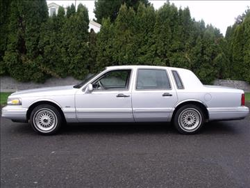 1996 Lincoln Town Car for sale in Gresham, OR