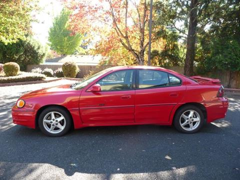 2001 Pontiac Grand Am for sale in Gresham, OR