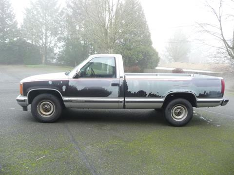 1989 GMC Sierra 2500 for sale in Gresham, OR