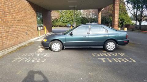 1996 Honda Accord for sale in Gresham, OR