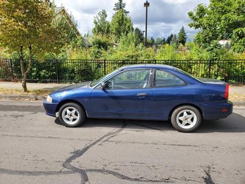 1999 Mitsubishi Mirage for sale in Gresham, OR