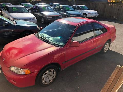 1995 Honda Civic for sale in Gresham, OR
