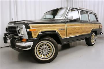 1990 Jeep Grand Wagoneer for sale in Huntingdon Valley, PA