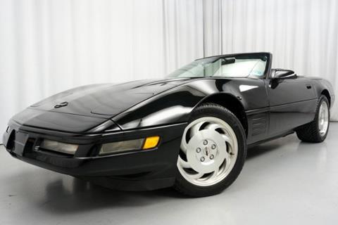 1993 Chevrolet Corvette for sale in Huntingdon Valley, PA